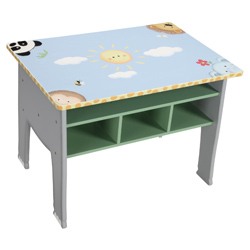 Sunny Safari Activity Table Set