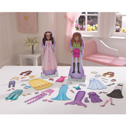 Trends & Fairytale Magnetic Dolls