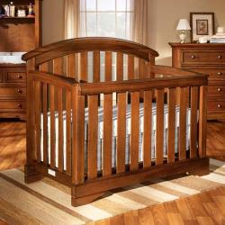 Waverly Convertible Crib with Toddler Rail