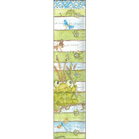 Frogs Growth Chart