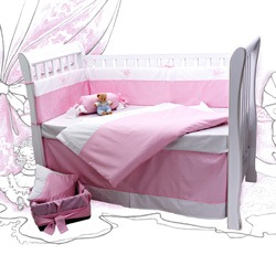 Baby Carriage Crib Bedding