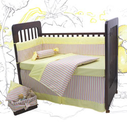Dandelion Crib Bedding