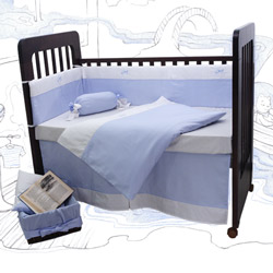 Sailor Boy Crib Bedding