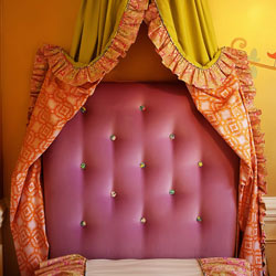 Avery Twin Headboard