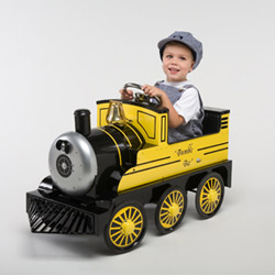 Bumble Bee Train