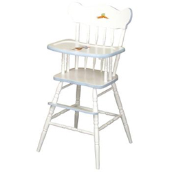 Classic Enchantment High Chair