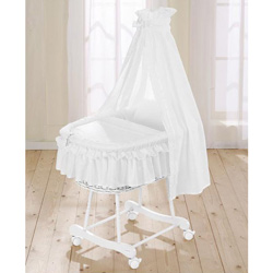 Whispering Beauty Bassinet