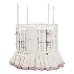 Chantelle Round Crib