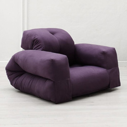 Futon Hippo Chair