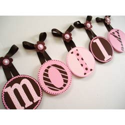 Marvelous Molly's Wall Letters