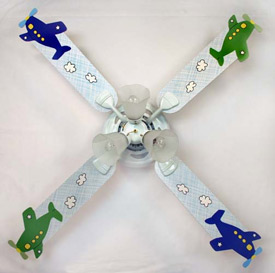 Airplane Ceiling Fan
