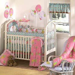 Amanda Crib Bedding