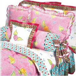Amanda Toddler Bedding