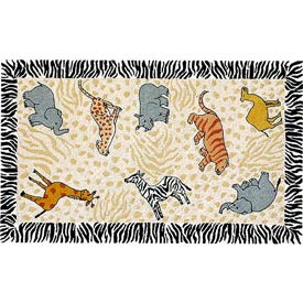 Animal Safari Rug