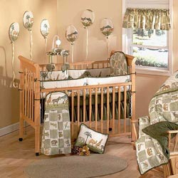 Animal Kingdom Crib Bedding
