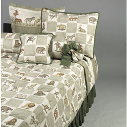 Animal Kingdom Twin Bedding