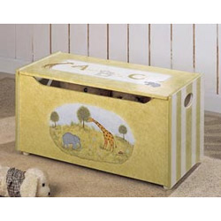 Animal Toy Chest