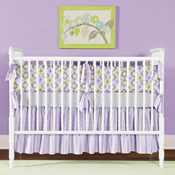 Ikat Baby Crib Bedding