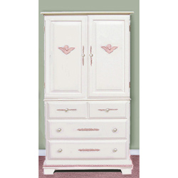 Angel Baby Armoire By All Things Creative Inc
