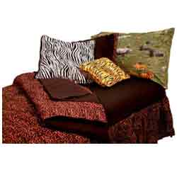 African Wildlife Twin Bedding Set