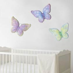 3D Butterfly Wall Art Decor