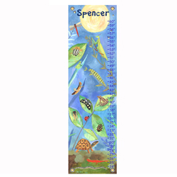 Backyard Bugs Growth Chart