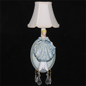 Going To The Ball Wall Sconce