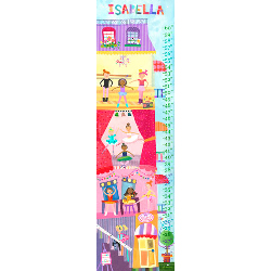 Ballet Academy Growth Chart