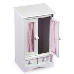 Deluxe Doll Armoire