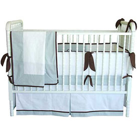Manhattan Crib Bedding Set