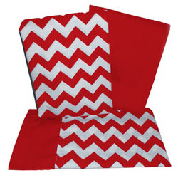 Chevron Rocking Chair Cushion