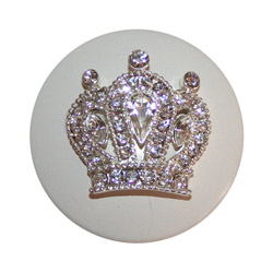 Princess Crown Knob