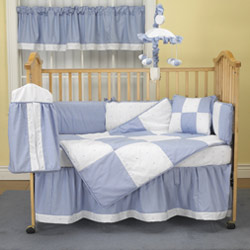 Soft Lullaby Crib Bedding