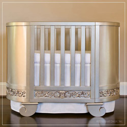 Chelsea Darling Crib Cradle