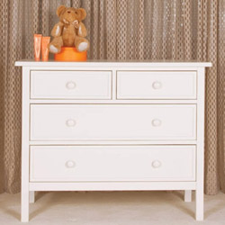 Manhattan Single Dresser/Changer
