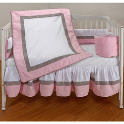 Ever So Sweet Porta Crib Bedding