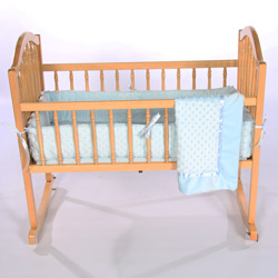 Heavenly Soft Cradle Bedding