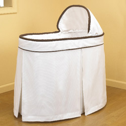 Forever Mine Bassinet Set