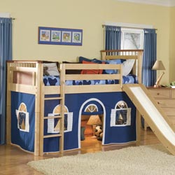 Nicholas the Knight Loft Bed