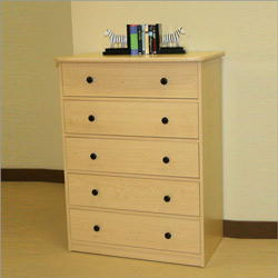Sierra 5 Drawer Dresser