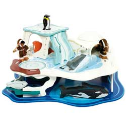 Polar Glacier Play Set