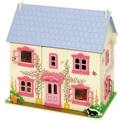 Rose Cottage Play Set