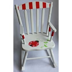 Ladybug Rocking Chair