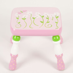 Lazy Daisy Stool