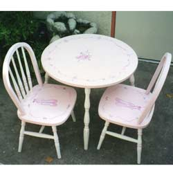 Ballet Table and Chair Set