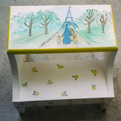 Madeline Step Stool
