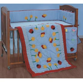 Buzzy Bees Crib Bedding