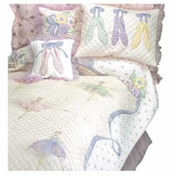 Little Dancer Twin Bedding