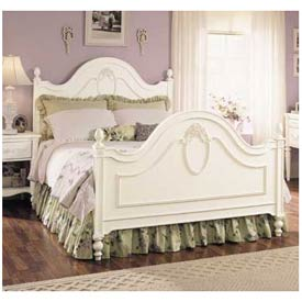 Isabella Cameo Panel Bed