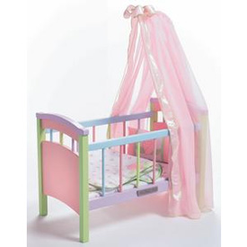 Doll Cot Mobile